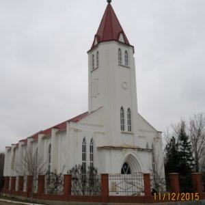 Albota Kirche