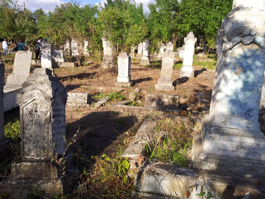 Friedhof der Ahnen