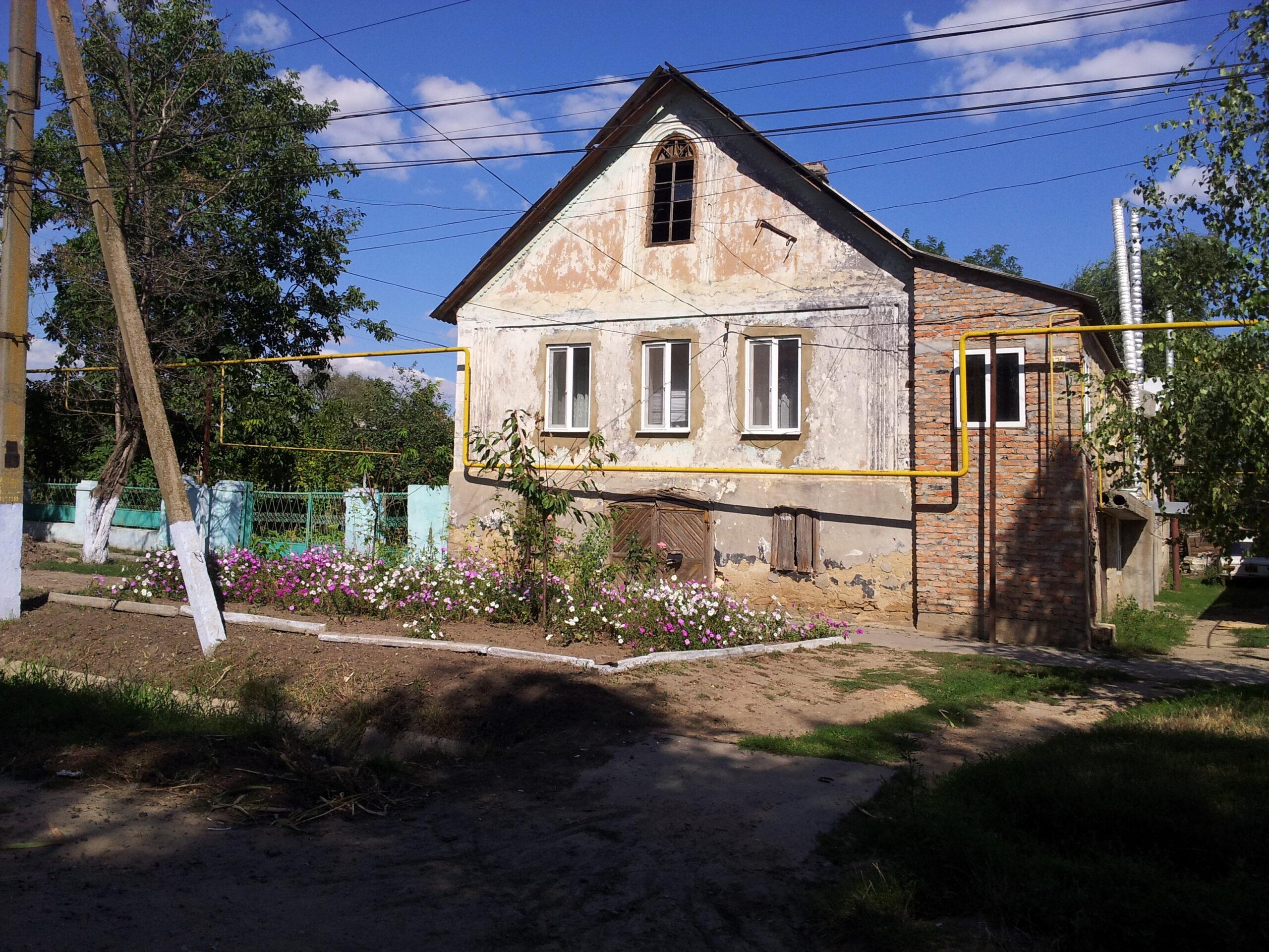 Kolonistenhaus