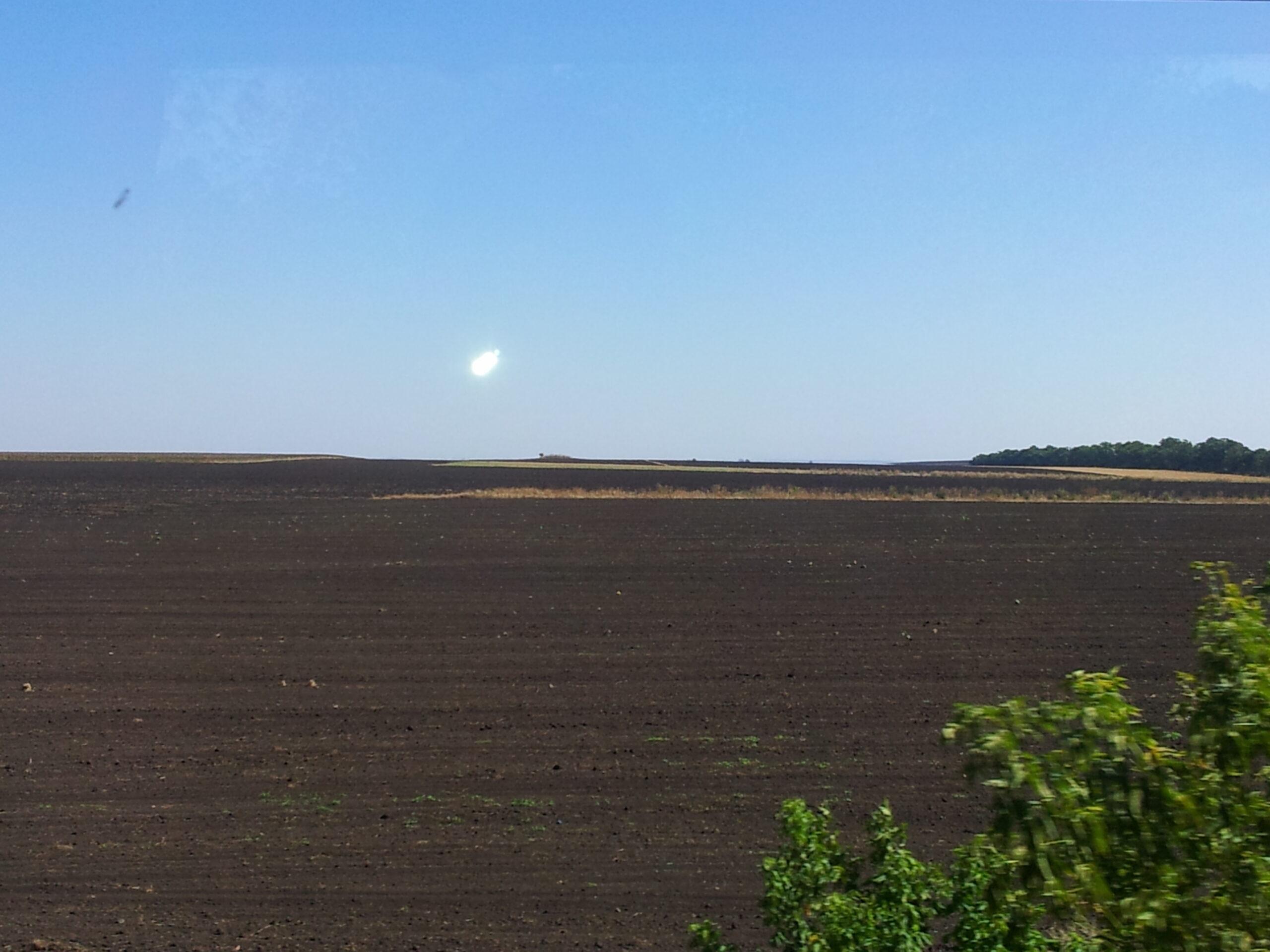 Schwarzmeer-Erde zwischen Dnjestr und Pruth
