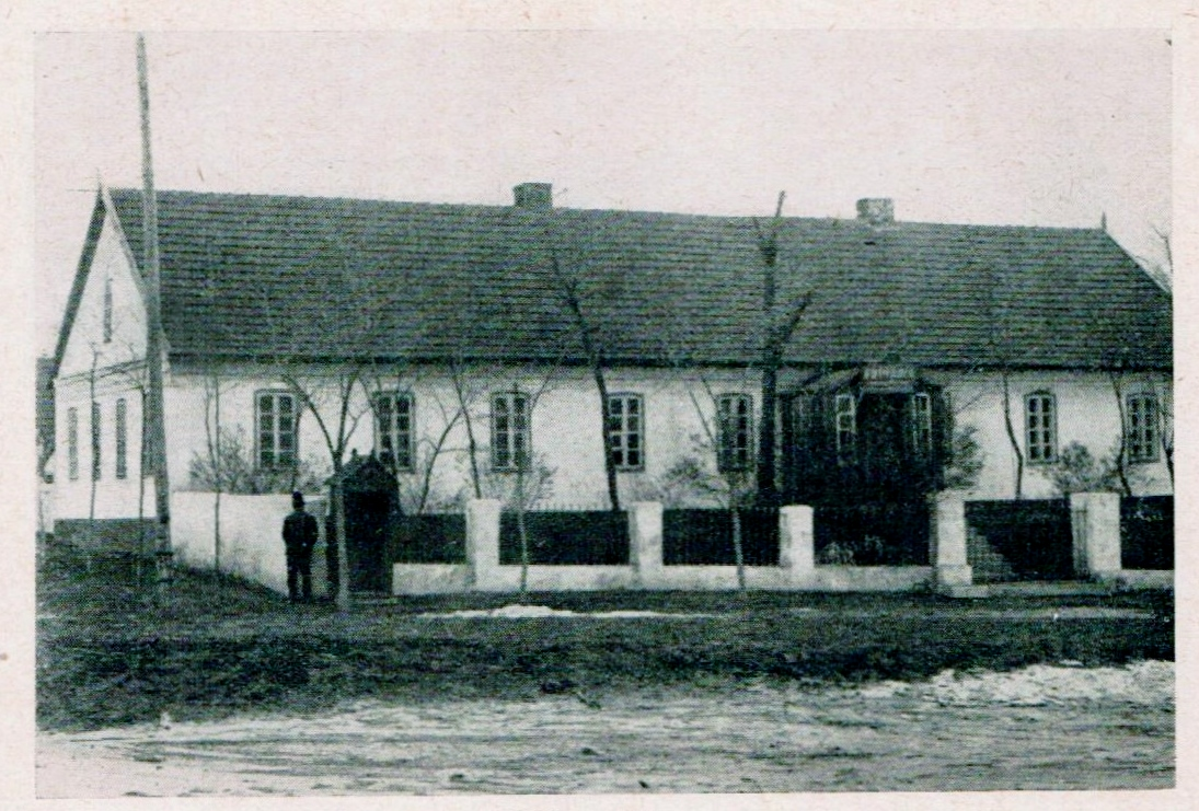 Rathaus Wittenberg, Bessarabien